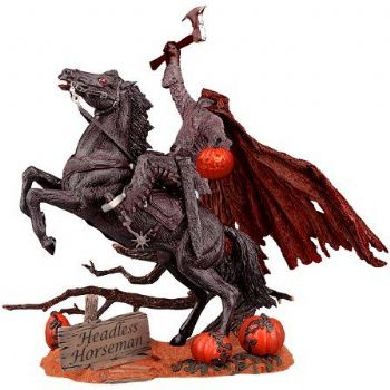Sleepy Hollow Headless Horseman Model Kit By Polar Lights